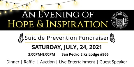 An Evening of Hope & Inspiration tickets