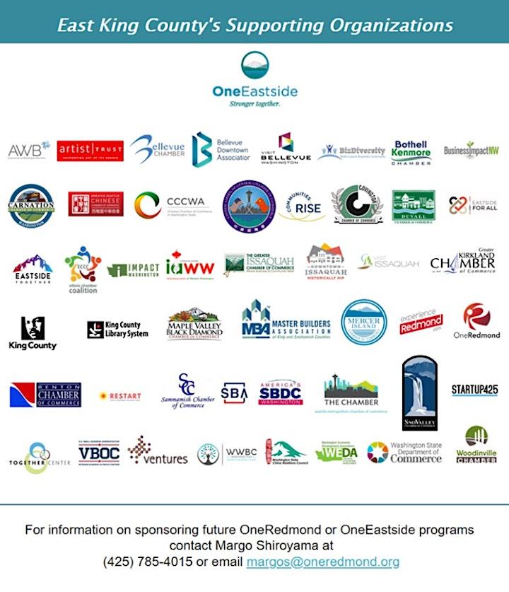 2021 OneEastside Economic Outlook Summit image