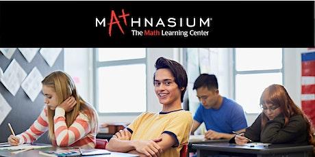 FREE SAT Practice Test at Mathnasium tickets
