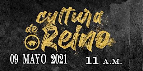 Reunión 9 de Mayo 2021 11am boletos