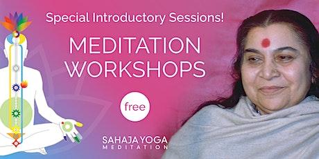 Sahaja Yoga Meditation Workshop (Online Event) tickets
