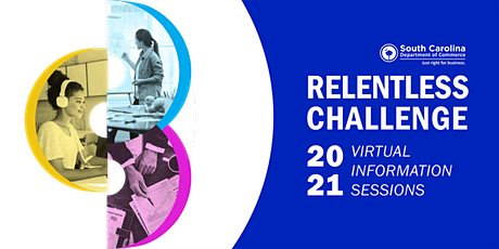 2022 Relentless Challenge Virtual Information Sessions tickets