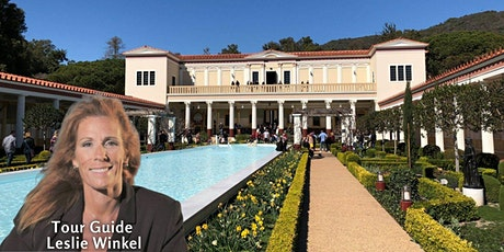 Daytrip to the Getty Villa Museum in Malibu - 7/24/2021 tickets