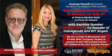 SGF Summer Edition Live  in Monaco on July 5th biglietti