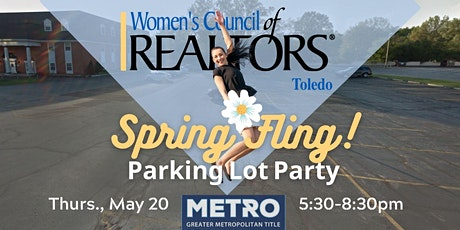Spring Fling Parking Lot Party tickets