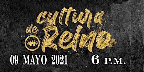 Reunión 9 de Mayo 2021 6pm boletos