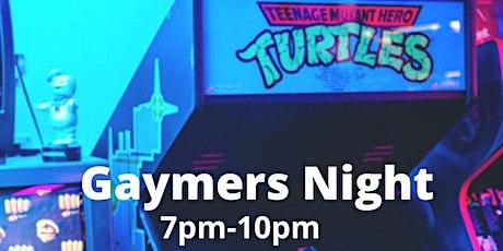 Gaymers Night tickets