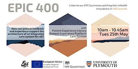 EPIC 400: Online Patient Feedback tickets