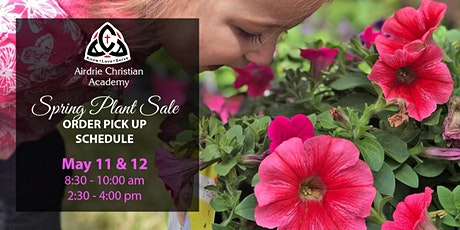 2021 ACA Spring Plant Sale tickets