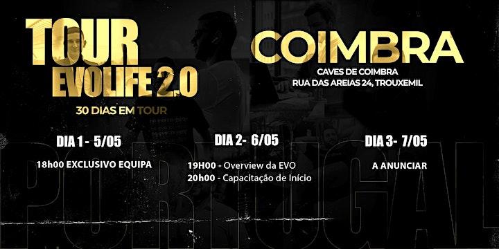 COIMBRA EVOLIFE 2.0 TOUR image