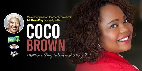 Cocoa Brown | Sunday 3:00p tickets