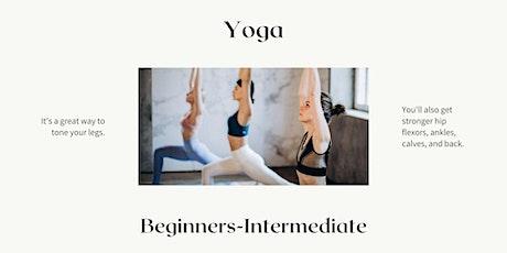 Yoga Class (Thursdays) tickets