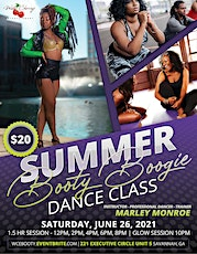 Summer Booty Boogie tickets