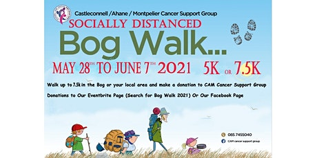 CAM Cancer Support Bog Walk 2021 tickets