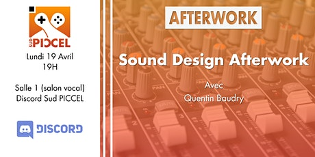Sud PICCEL - Sound Design Afterwork avec Quentin Baudry tickets