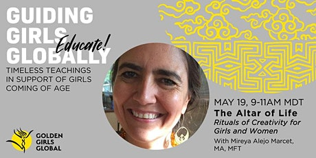Guiding Girls Globally:Timeless Teachings in Support of Girls Coming of Age Tickets
