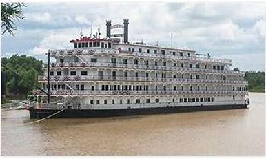 Arch Riverboat Party Cruise tickets