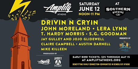 Amplify Athens 2021 Music Festival at Southern Brewing Company tickets