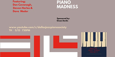Piano Madness tickets