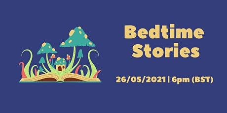 Bedtime Stories - Virtual Event tickets