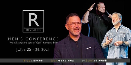 Revealed Men's Conference tickets