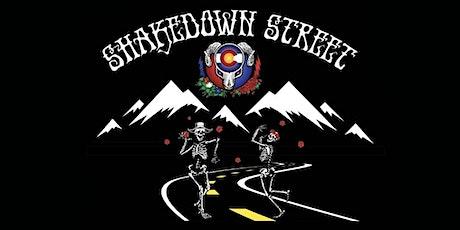 Shakedown Street tickets