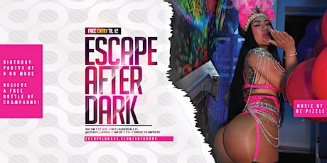 ESCAPE AFTER DARK | LATIN PARTY | FREE ENTRY tickets