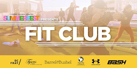 Fit Club at Tysons Corner Center tickets