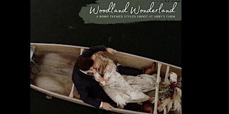 Woodland Wonderland Styled Shoot tickets