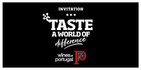 Wines of Portugal - WEBINAR & TASTING BC tickets