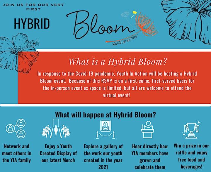 Bloom 2021!  Hybrid Edition image