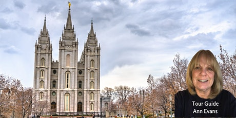 Discover Salt Lake City: Crossroads of the West Virtual Tour tickets
