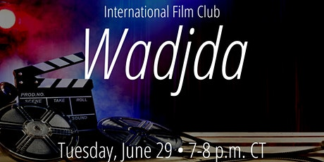 International Film Club: Wadjda tickets