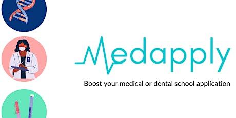 Medapply Virtual Medicine Work Experience tickets