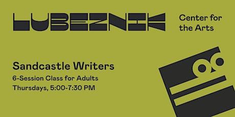 Sandcastle Writers (Thursdays) tickets