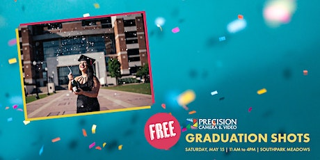 Free Graduation Portraits at Southpark Meadows tickets