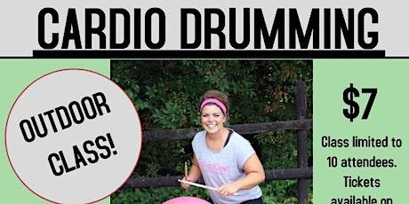 Outdoor Cardio Drumming Class tickets