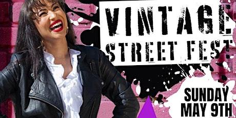 VINTAGE STREET FEST - Amanda Solis  - A Tribute tickets