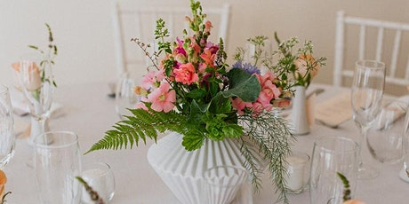 Spring Flower Arranging Workshop tickets