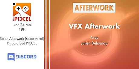 Sud PICCEL - VFX Afterwork avec Julien Delaunay tickets