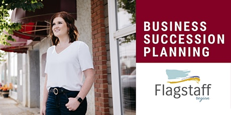 IT'S TIME: Business and Succession Planning Webinar Series tickets