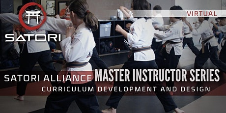Curriculum Development and Design – Master Instructor Series tickets