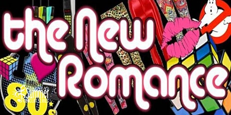 The New Romance - The Ultimate 80s Tribute Band tickets