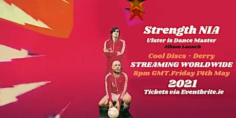 Ulster Is Dance Master Album Launch tickets