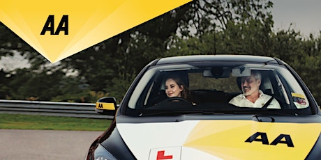 AA/BSM Under 17s Driving Experience Saturday 11th September 2021 tickets
