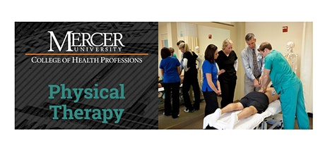 Physical Therapy Information Session  (On Campus - Covid Protocol Observed) tickets