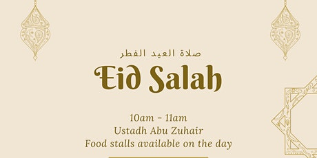 Eid Salah tickets