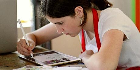 Digital Painting 1 (13+) Art Intensives for Teens tickets
