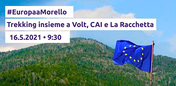 Immagine #EuropaaMorello - Trekking su Monte Morello
