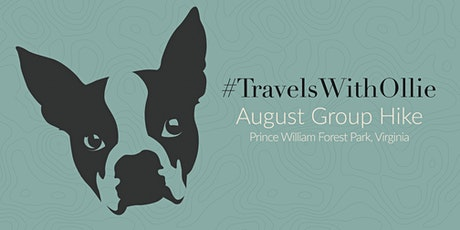 #TravelsWithOllie: August Hike & Swim tickets
